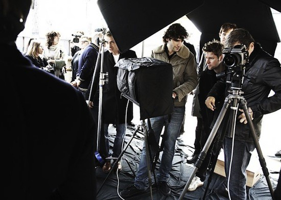 Autumn:Winter 2009 Campaign - Behind The Scenes (15)