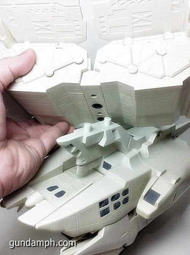 MSIA Dendrobium RX-78GP03 Gundam Figure Rare 2001 (34)