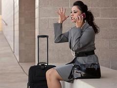 Frustrated Traveler