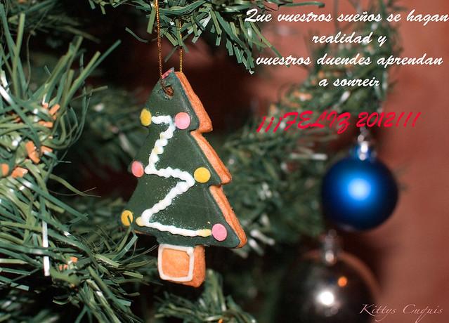 Felicitación Año Nuevo 2012