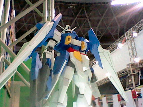 1 48 Mega Size Gundam Age-2 Normal Model Kit Sneak Preview (1)