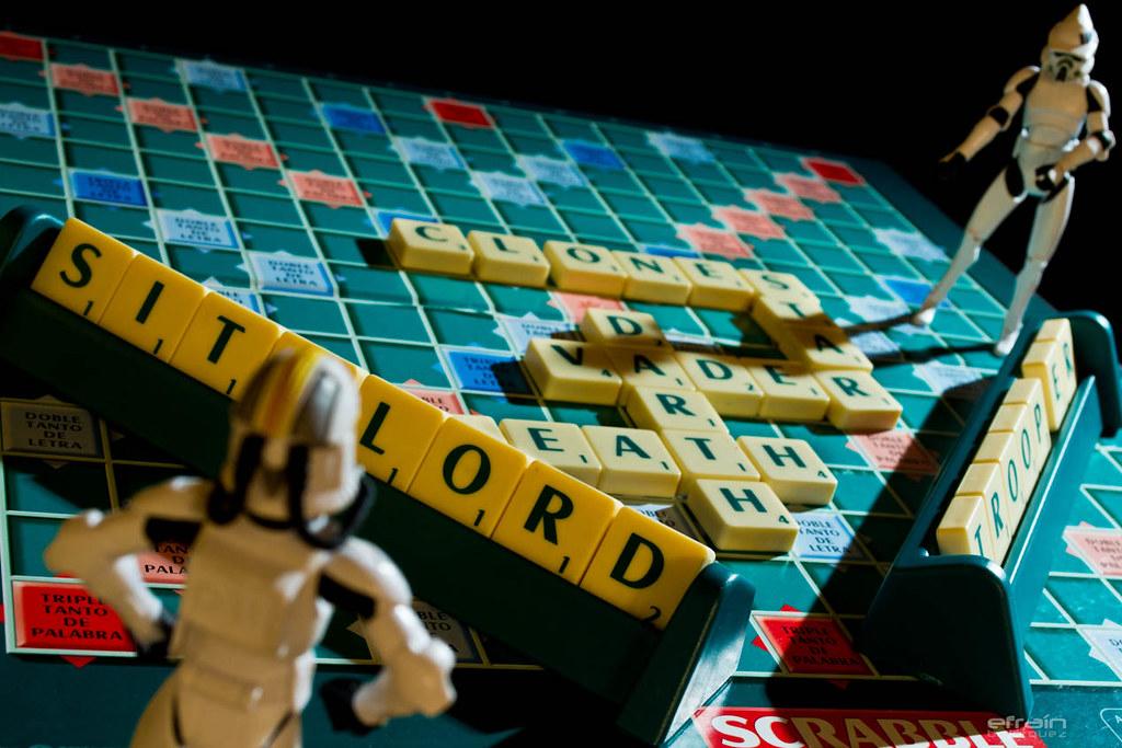 2012-01-16: Scrabble Troopers