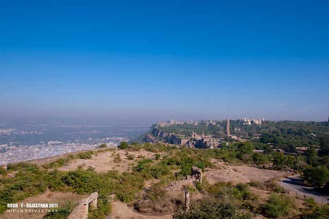Chittaurgarh Fort.