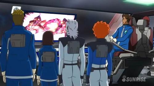 Gundam AGE Episode 15 Those Tears Fall in Space Youtube Gundam PH (63)