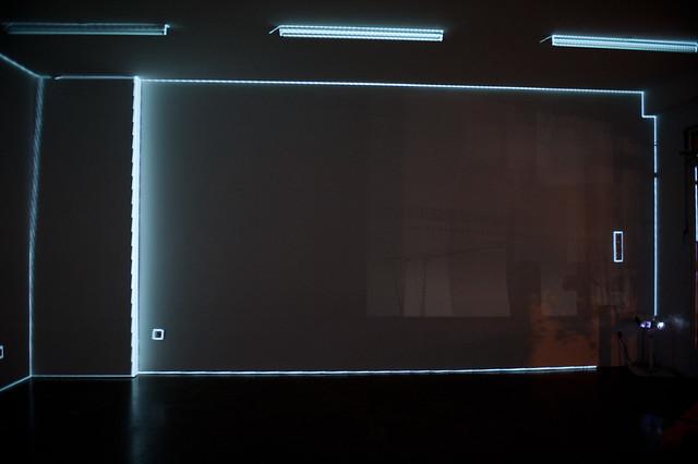 mayer+empl . BoT . interactive video mapping installation . munich . 2011