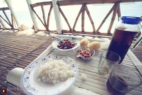 Manjuyod Lunch