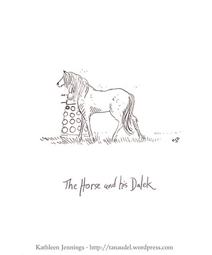 The Horse and his Dalek