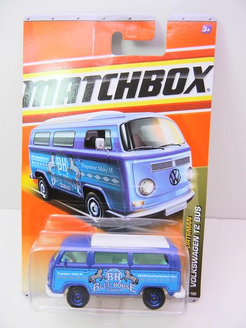 MATCHBOX VOLKSWAGEN T2 BUS (1)