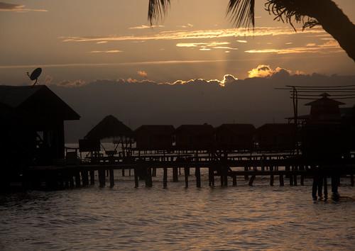 El Faro del Colibri Hotel on Isla Carenero - Bocas del Toro, Panama