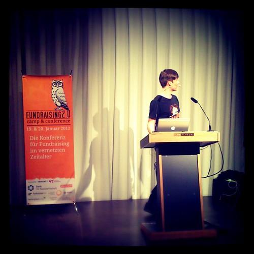 #frc20 Vortrag über Crowdfunding