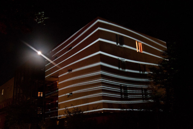 mayer+empl . RAB 9 . video mapping performance . munich . 2011