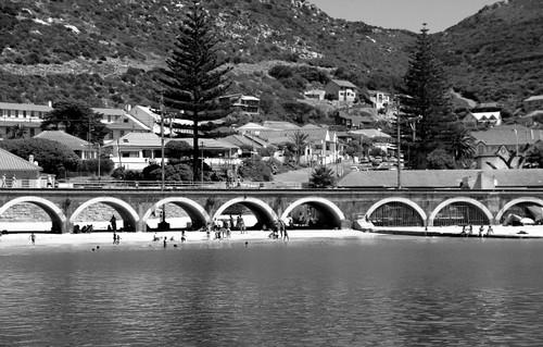 Kalk Bay tunnels