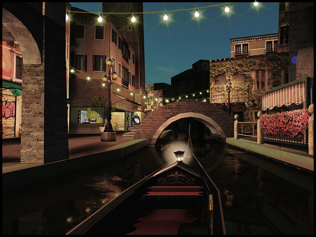 Venice, Prada [Second Life]