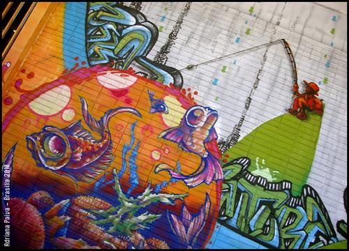 Bsb - Graffiti by Soneka & Shock