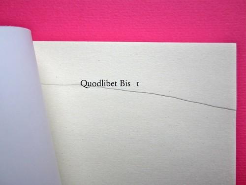 Quodlibet bis, progetto grafico: dg, 11