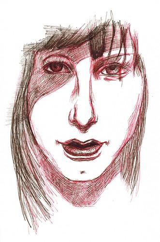 Carly Blackman by husdant