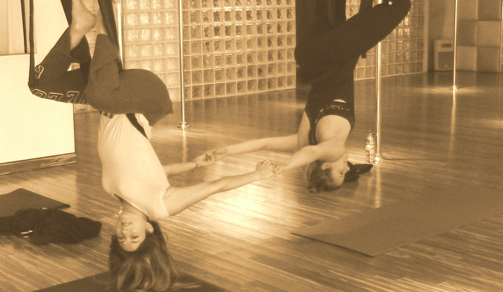 Karla Campos Fly Gym