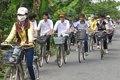 Vietnamese Cyclists