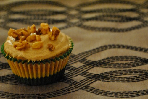 Cupcake - Side View