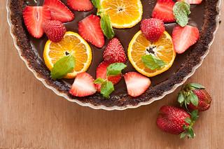 Chocolate Tart - Explored!