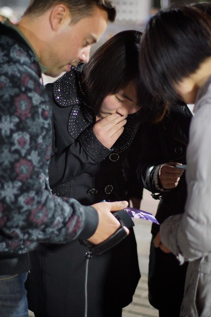 Polaroid Gift Shots in North Korea