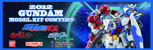 Gundam Model Kit Contest 2012 SM North EDSA GundamPH