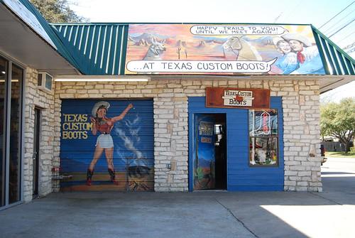 Texas Custom Boots
