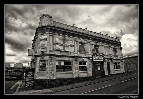 England Deserted by Dervish Images