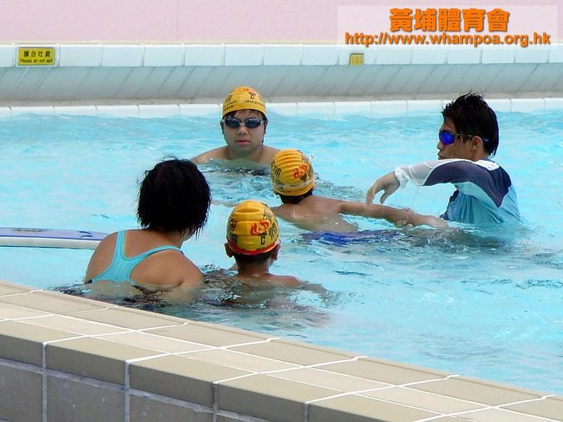20100716 兒童游泳班