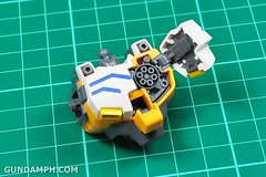 MG 1-100 Gundam HeavyArms EW Unboxing OOTB Review (21)