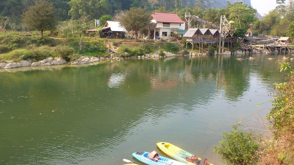 Tubing - Vang Vieng, Laos-3