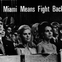 Miami Means Fight Back: 1972