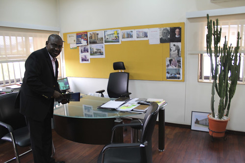 Taofik Popoola - Managing Partner by Jujufilms