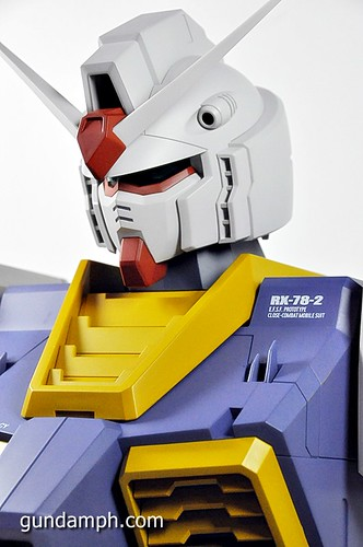MSG RX-78-2 Bust Type Display Case (Mobile Suit Gundam) (48)