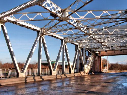 Sutton Bridge, Hull by Sarah L Couzens