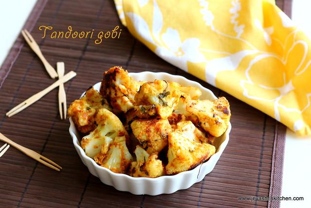 Tandoori-gobi