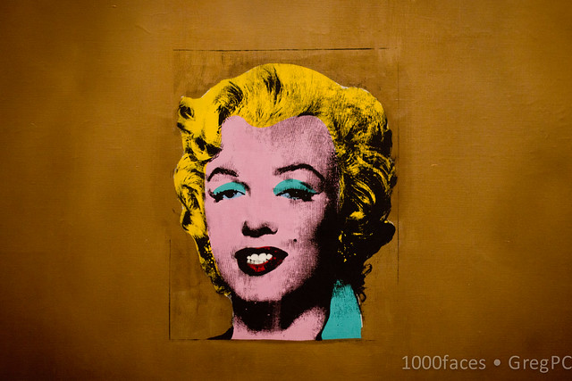 Face-Marilyn