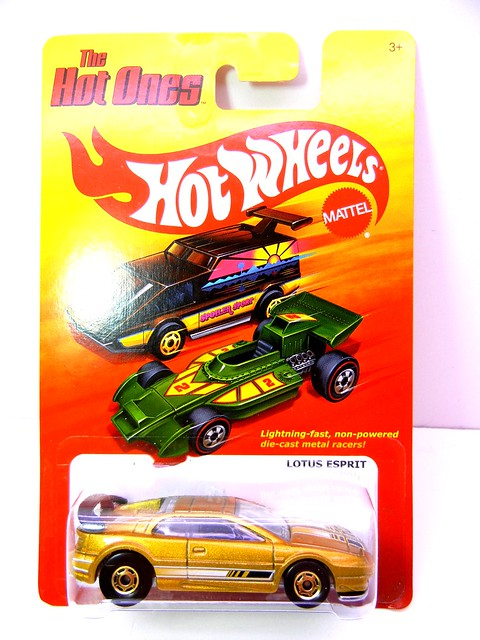 hot wheels hot ones lotus esprit (1)