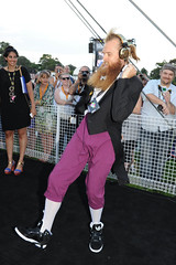 Tommy aka 'Byron Bay Dancing Man' and star of 'I'm Free To Be Me' by Tropfest