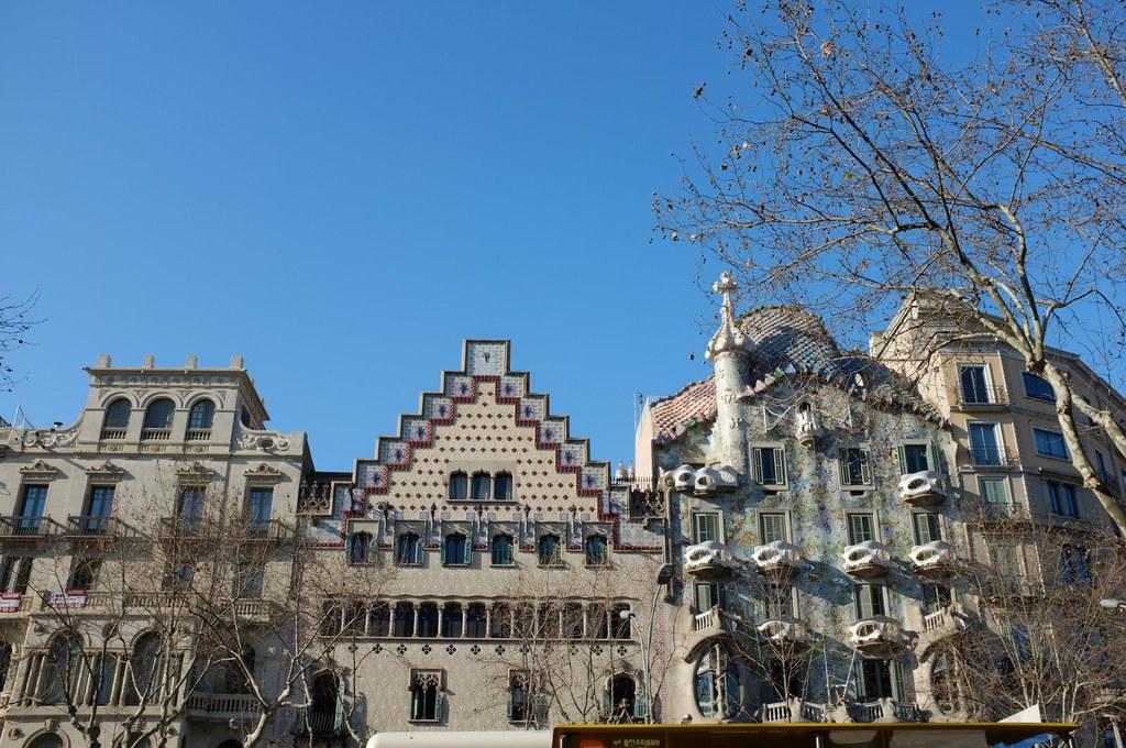 Casa Batlló visit