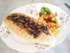 Breakfast Roll, The Orange Thimble, Eng Hoon Street, Tiong Bahru