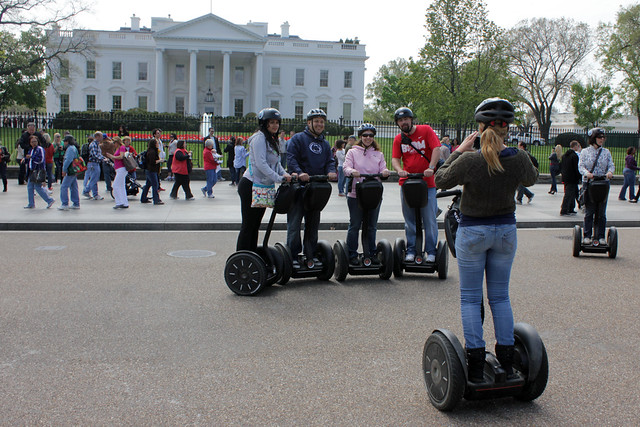 white house segway tours