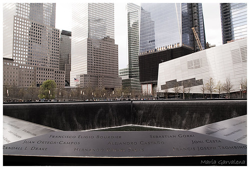 New York - Ground Zero (11S Memorial)
