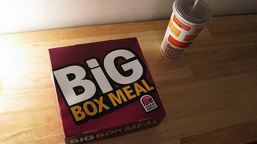 doritos locos tacos box