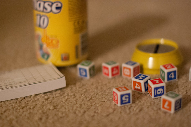 2012: 046/366 a new game