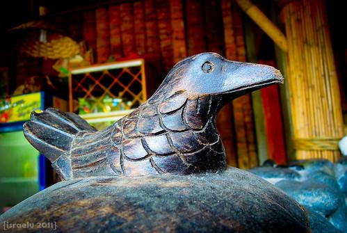 Wooden Bird by {israelv}