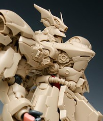 GMG 1-100 Sazabi Formania Version Resin Conversion Kit Complete Final Cast (9)