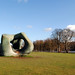 Henry Moore in the Park