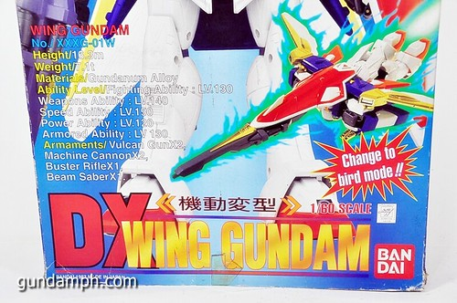 1-60 DX Wing Gundam Review 1997 Model (9)