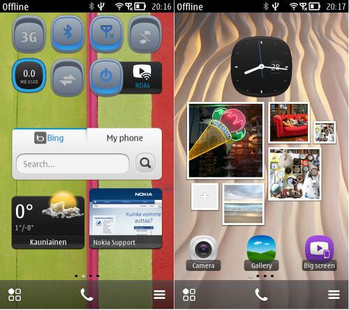 Nokia Belle FP1 explained (20 more widgets incoming)- IT WILL BRING ...
